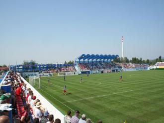 Štadión FC ViOn Zlaté Moravce