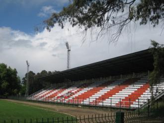 Estadio Municipal Alberto Larraguibel Morales