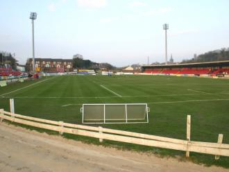 The Ryan McBride Brandywell Stadium
