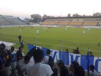Estadio Miguel Alemán Valdés