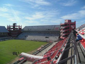 Estadio Monumental Antonio Vespucio Liberti