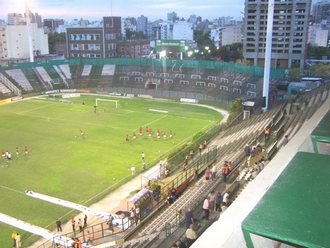 Estadio Arquitecto Ricardo Etcheverry