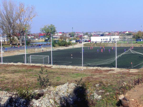 Baza Sportivă Ion ţiriac Teren 1 Stats