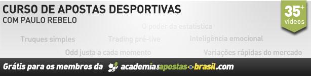 Curso de Apostas Esportivas com o Paulo Rebelo