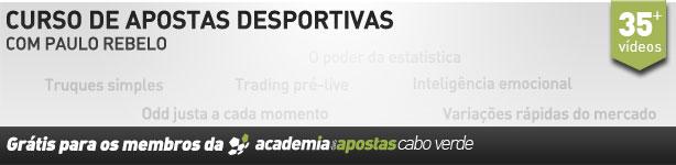 Curso de Apostas Desportivas com o Paulo Rebelo