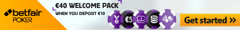 Play poker in Betfair and win more bonus