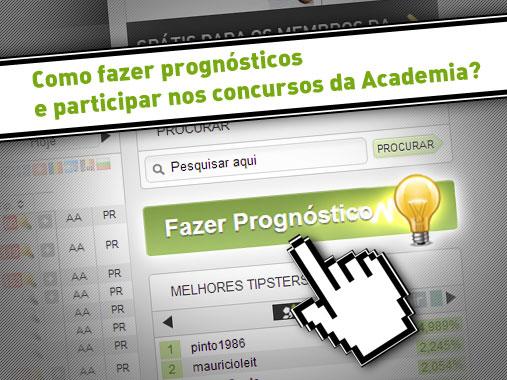 Academia apostas brasil