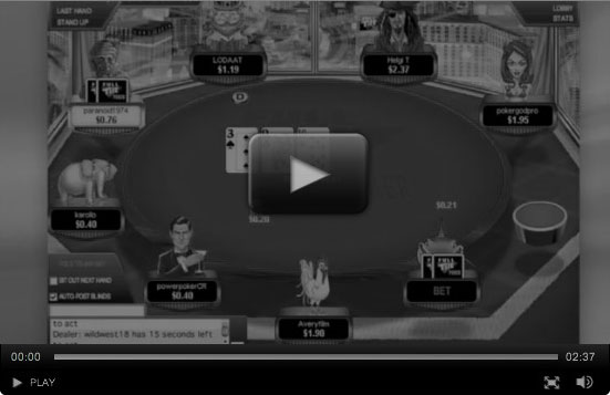 video software tour full tilt poker