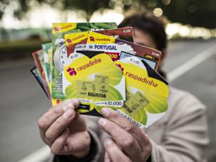 Portugueses gastam mais nos Jogos Santa Casa