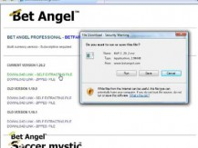 Bet Angel - Downloading and installing or upgrading