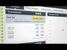 Cash Out Imediato na Betfair