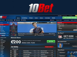 10Bet - review welcome bonus