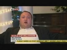 Video Entrevista a Mike McNally na Sky News: o vencedor de 1Milhão de dólares na promoção do campeonato do mundo da TitanBet