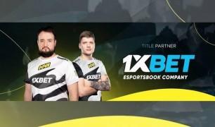 1xBet fecha parceria com a NAVI