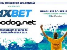 1xBet novo patrocinador do Brasileirão