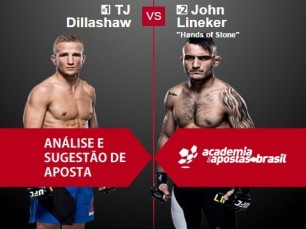 T.J. Dillashaw x John Lineker (UFC – 30 de Dezembro de 2016)