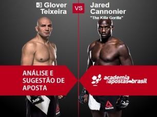 Glover Teixeira vs Jared Cannonier (UFC – 11 de Fevereiro de 2017)