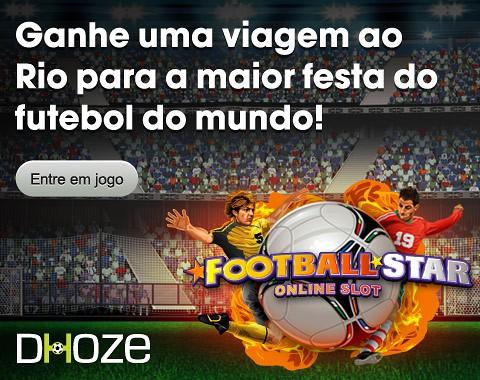 Ganha uma viagem ao maior evento de futebol do Mundo!