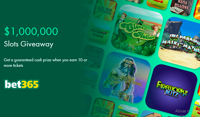 $1,000,000 Slots Giveaway