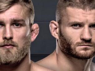 Alexander Gustafsson vs Jan Błachowicz (UFC – 03 de Setembro 2016)