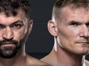 Andrei Arlovski vs Josh Barnett (UFC – 03 de Setembro 2016)