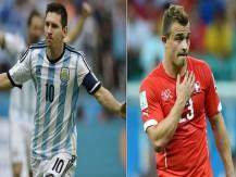 Apostas Argentina X Suíça: Messi poderá ter de abrir o livro de novo