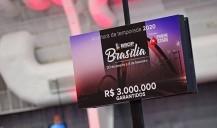 BSOP Brasília 2020 terá R$ 3 milhões GTD