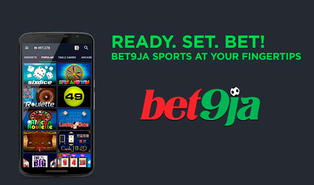 Bet9ja Mobile: 100,000₦ for new customers!