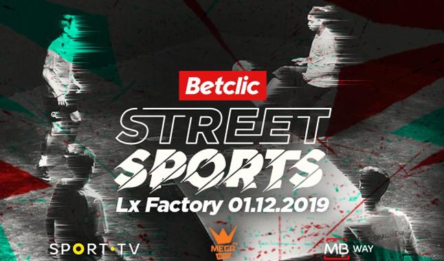 Betclic organiza o maior evento desportivo de rua