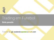 Trading em Futebol: bola parada