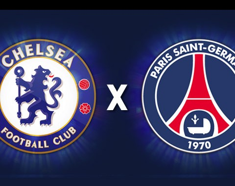 Mais do dobro do lucro na vitória do Chelsea sobre o Paris Saint-Germain