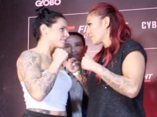 Cristiane Justino vs Lina Lansberg (UFC – 25 de Setembro 2016)