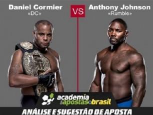 Daniel Cormier x Anthony Johnson (UFC – 08 de Abril de 2017)