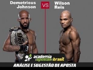 Demetrious Johnson x Wilson Reis (UFC – 15 de Abril de 2017)