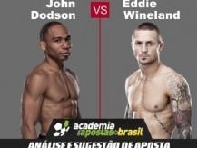 John Dodson x Eddie Wineland (UFC – 22 de Abril de 2017)