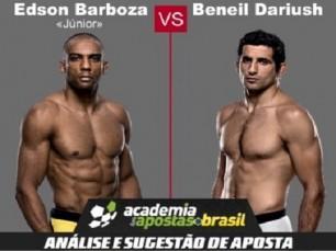 Edson Barboza x Beniel Dariush (UFC – 11 de Março de 2017)