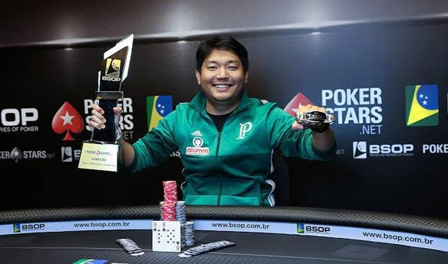 Interview with Luis Kamei, Champion of the two largest poker events in Brazil