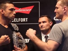 Preview: Fabrício Werdum vs Stipe Miocic (UFC - 14th May, 2016)