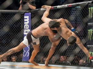 Hacran Dias x André Fili (UFC – 02 de Outubro de 2016)