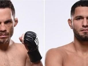 Jake Ellenberger x Jorge Masvidal (UFC – 04 de Dezembro de 2016)