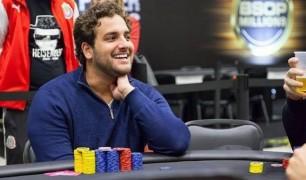 João Simão chega à mesa final do High Roller Finale do Millions