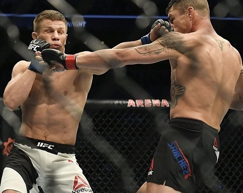 Joe Lauzon x Marcin Held (UFC – 15 de Janeiro de 2017)