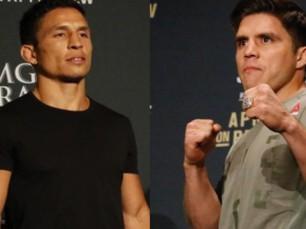 Joseph Benavidez x Henry Cejudo (UFC – 04 de Dezembro de 2016)