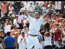 Apostas US Open 2014: Em dia de estreias será Nishikori a celebrar