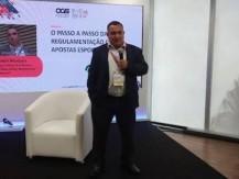 """Nosso novo desafio, agora, é regulamentar as apostas esportivas"", Waldir Marques"