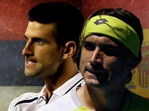 Análise do jogo: Novak Djokovic vs David Ferrer (Masters 1000 de Shangai)