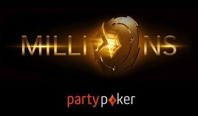 Partypoker comunica criação do Millions Super High Roller Series