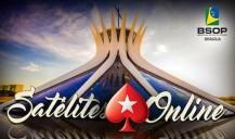 Pokerstars realiza Mega Satélite para o BSOP Brasília com 15 pacotes garantidos