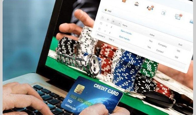 Prohibition of the use of credit cards in betting sites