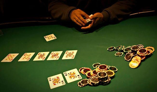 Poker terms - dictionary of game words